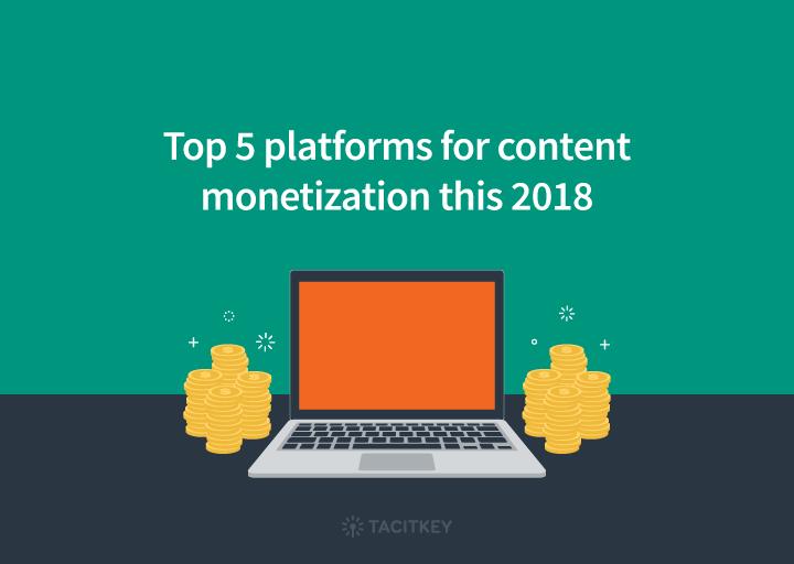 Content monetization platform