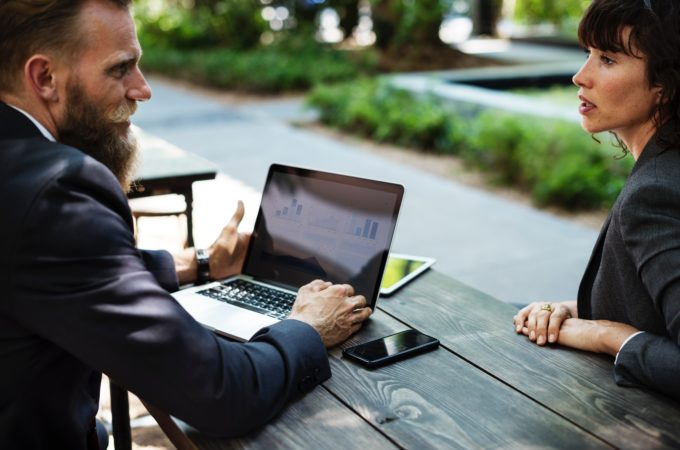 Become an influencer through content sharing