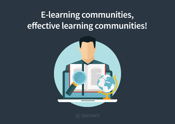 e-learning communities for collaborative learning