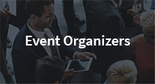 Event organisers - Professional community online