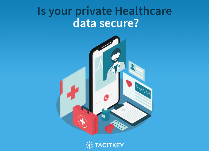 Is your private Healthcare data secure