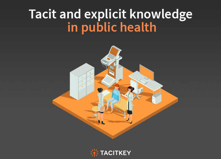 Tacit and explicit Tacit knowledge in public health