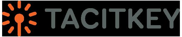 TacitKey - logo - share inspire earn