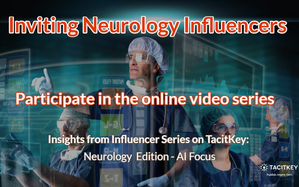 Inviting Neurology Influencers: AI Focus